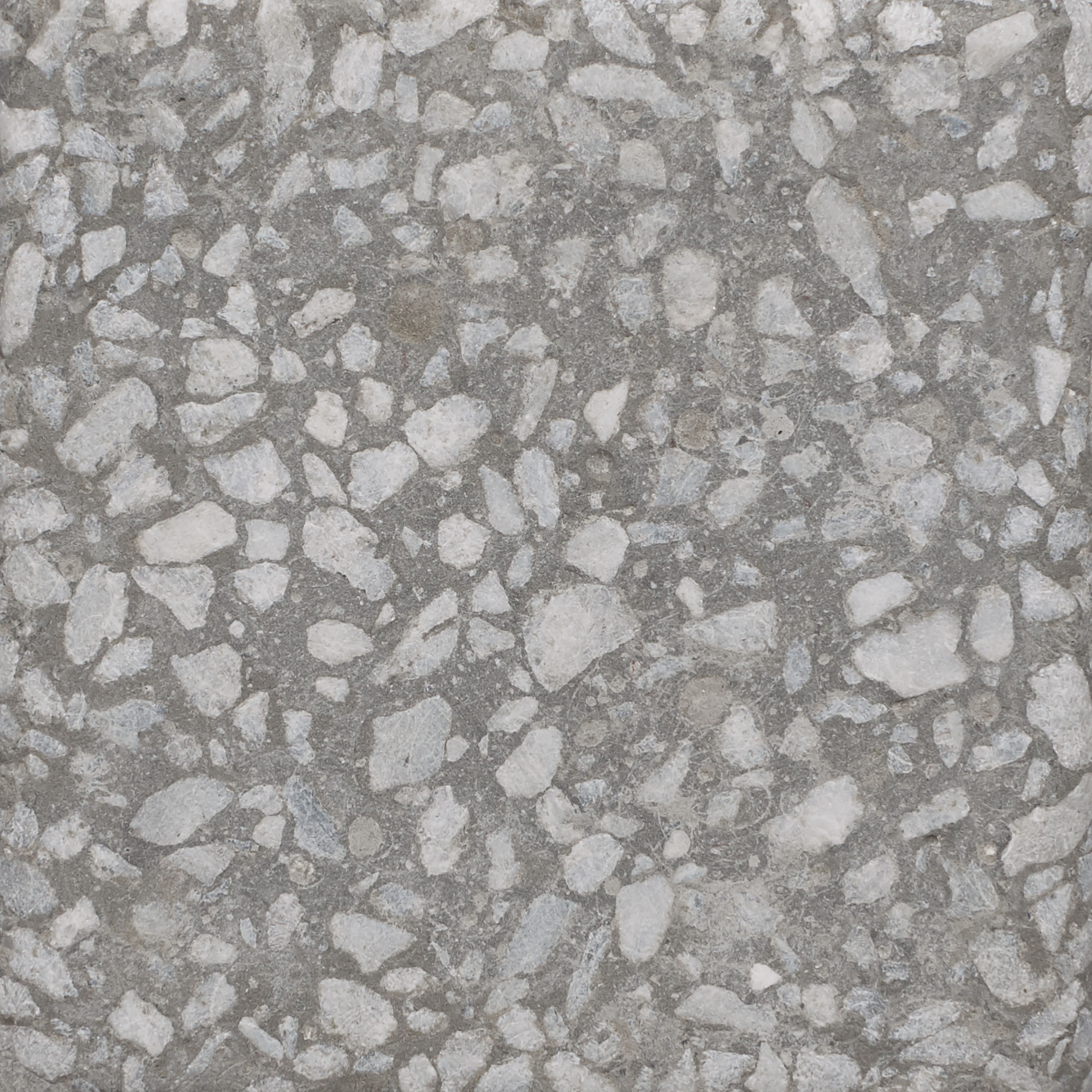 Grey Portland Cement with White Chips. (501)